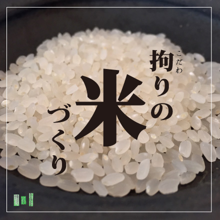 Unique process of rice making